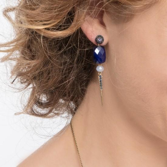 Boucles d'oreilles Lyris