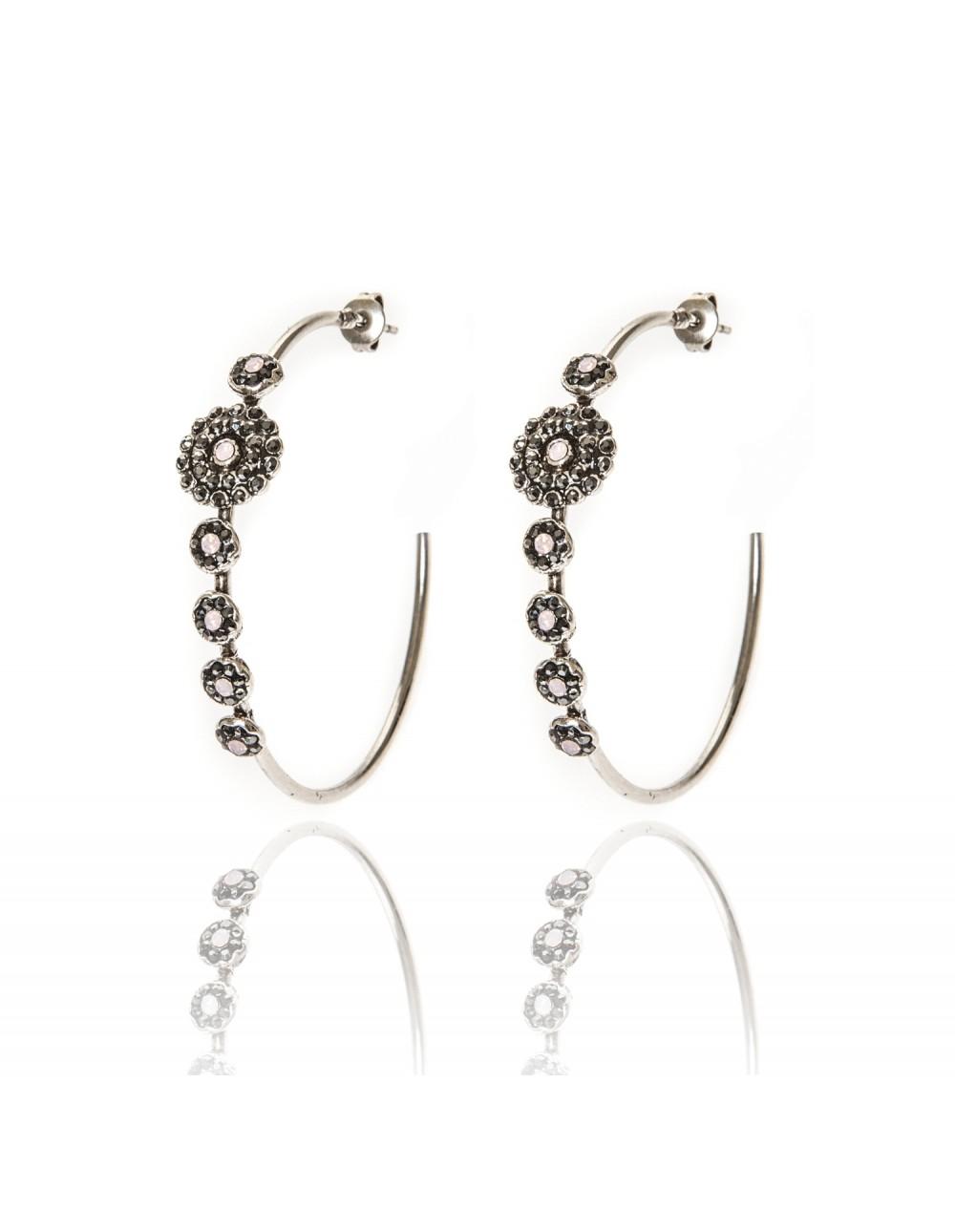 Boucles d'oreilles Delya