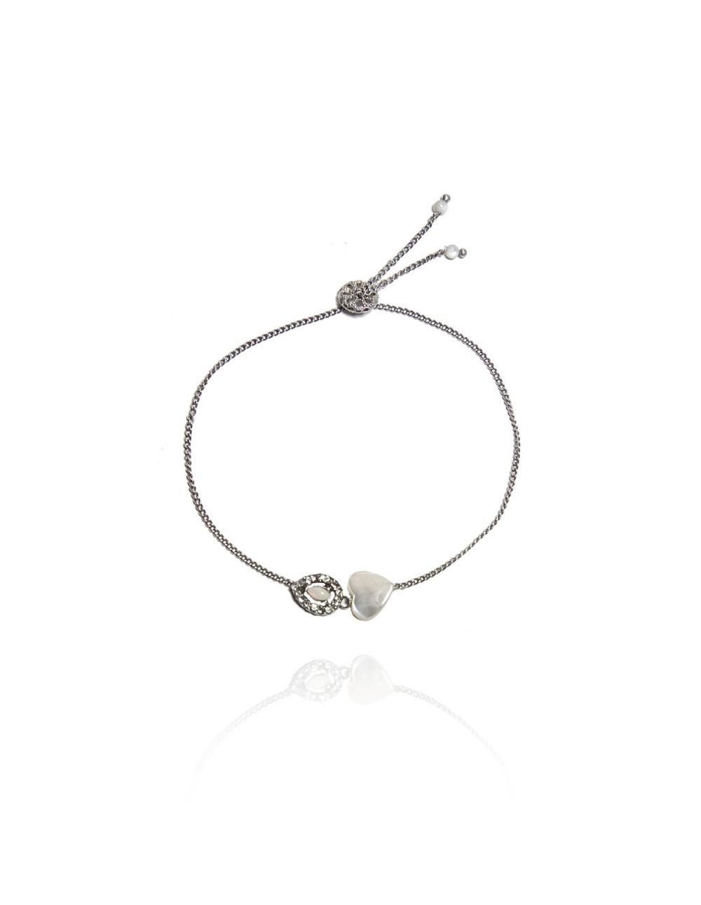 Bracelet Petit Coeurs
