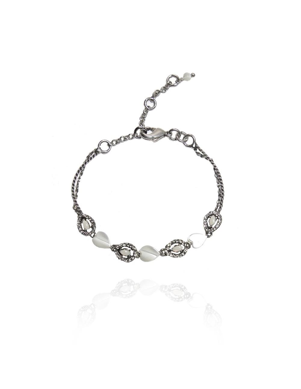 Bracelet Petits Coeurs