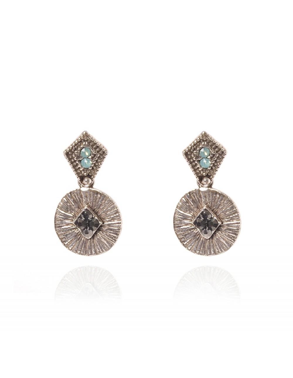 Boucles d'oreilles Maya Mint