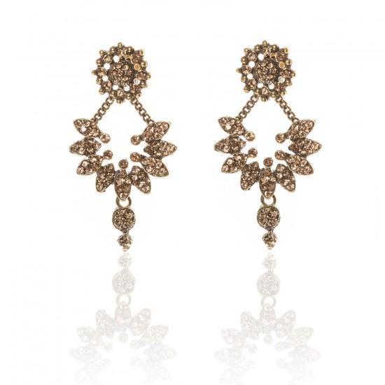 Plumetis earrings