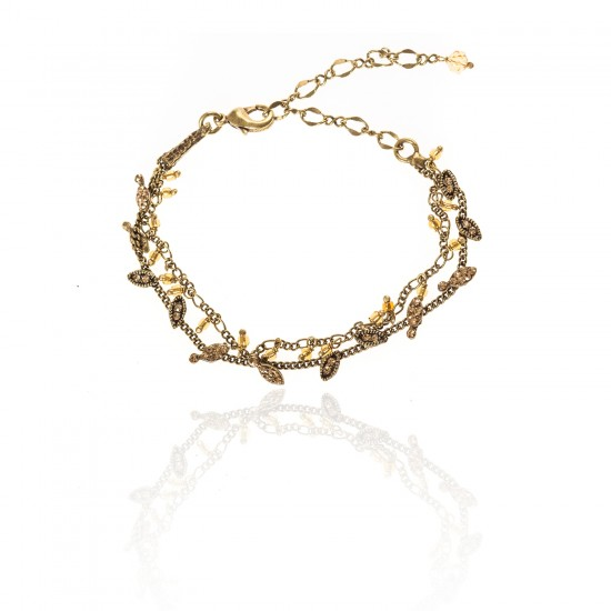 Plumetis bracelet