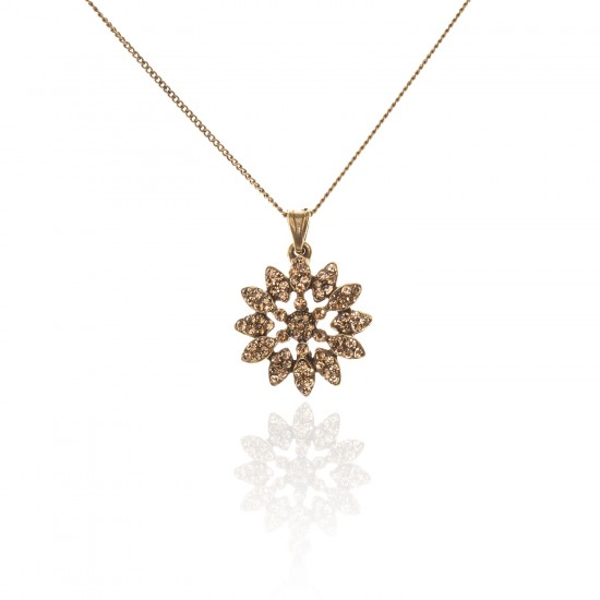 Plumetis necklace