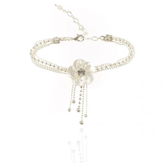 Bracelet Hellébore