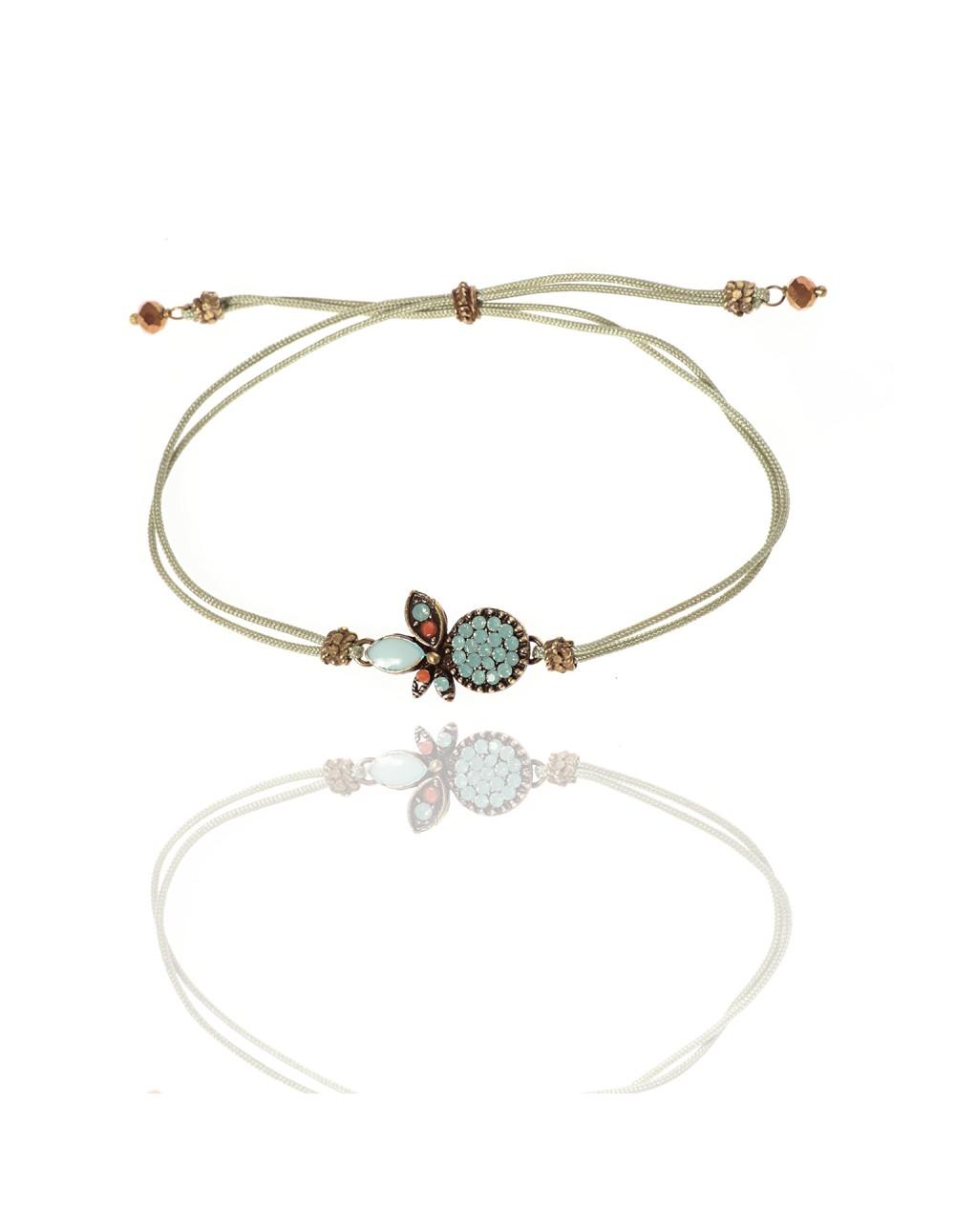 Bracelet cordon Maïna